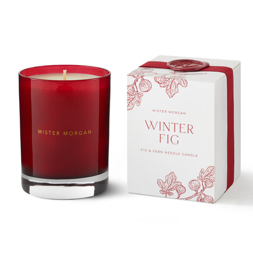 Holiday Winter Fig Candle