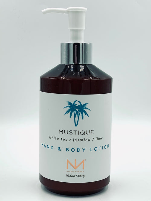 Mustique Hand & Body Lotion