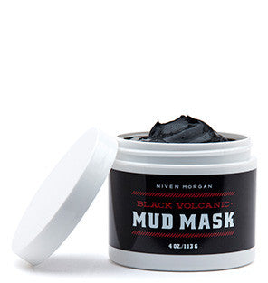 Black Volcanic Mud Mask