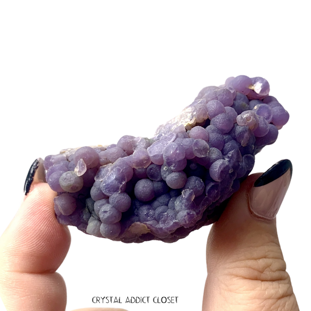 Grape Agate Specimen