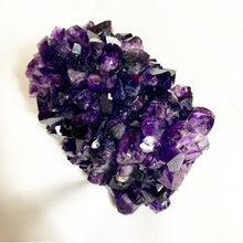 "Load image into Gallery viewer, ""Grape Jelly"" Amethyst Stalactite"