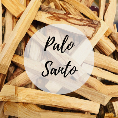 Sustainably Harvested Palo Santo Wood Sticks