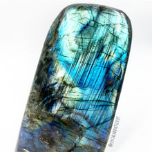 Load image into Gallery viewer, XL Labradorite Flashy Freeform