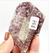 Load image into Gallery viewer, New Find Lepidolite Mica Plate
