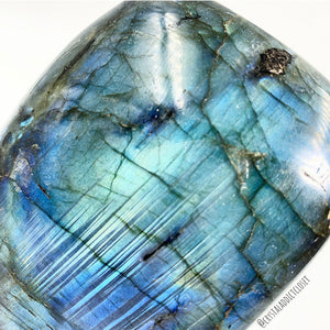 XL Labradorite Flashy Freeform