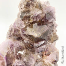 Load image into Gallery viewer, One of a Kind  Super Seven Amethyst Cluster with Stand