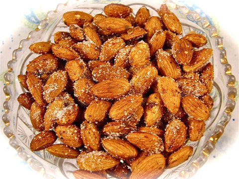 Hot & Sweet Masala Almonds