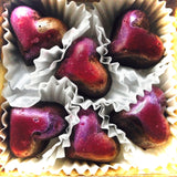 Masala Chocolates heart shaped chocolates