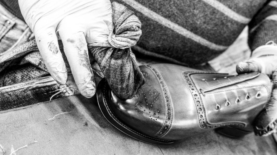 How to Take Care of Your Leather Shoe