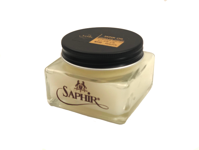 Saphir Medaille d'Or  Mink Oil - Vikk & Co.