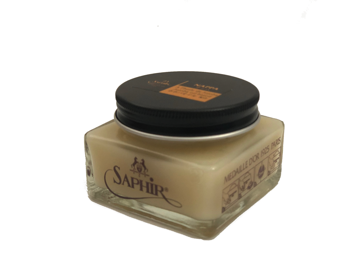 Saphir Medaille d'Or Nappa Cream - Vikk & Co.
