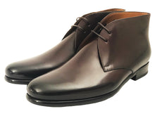 Load image into Gallery viewer, Nicolo Chukka Boot - Marrone - Vikk & Co.