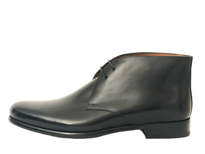 Nicolo Chukka Boot - Nero - Vikk & Co.