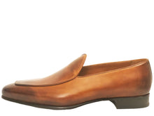Load image into Gallery viewer, Tommaso Loafer - Cognac - Vikk & Co.
