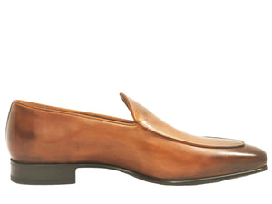 Tommaso Loafer - Cognac - Vikk & Co.