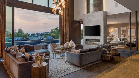 Chrissy Teigen and John Legend's Stunning Beverly Hills Mansion: 5 Interior Elements We're Obsessed With