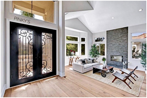 Why a Custom Iron Door Is a Smart Investment