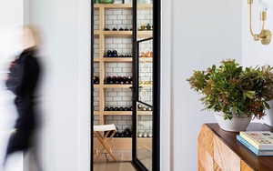 The Perfect Wine Bottle Pairings For Wrought Iron Wine Cellar Doors