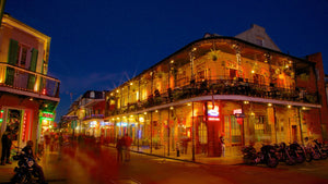 Pinky's is Inspired by the Historic Architecture New Orleans Has to Offer
