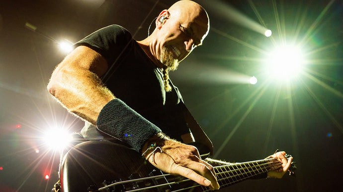 Custom Iron Doors for System of a Down's Shavo Odadjian