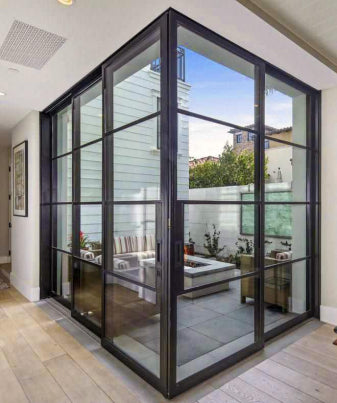 Here's Why Tuttle Homeowners Swear By Our Steel Sliding Doors