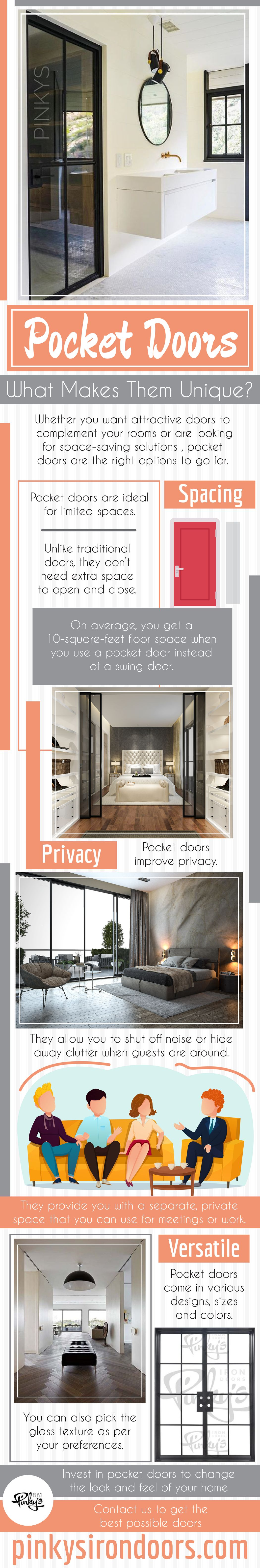 Pocket Doors: What Makes Them Unique?
