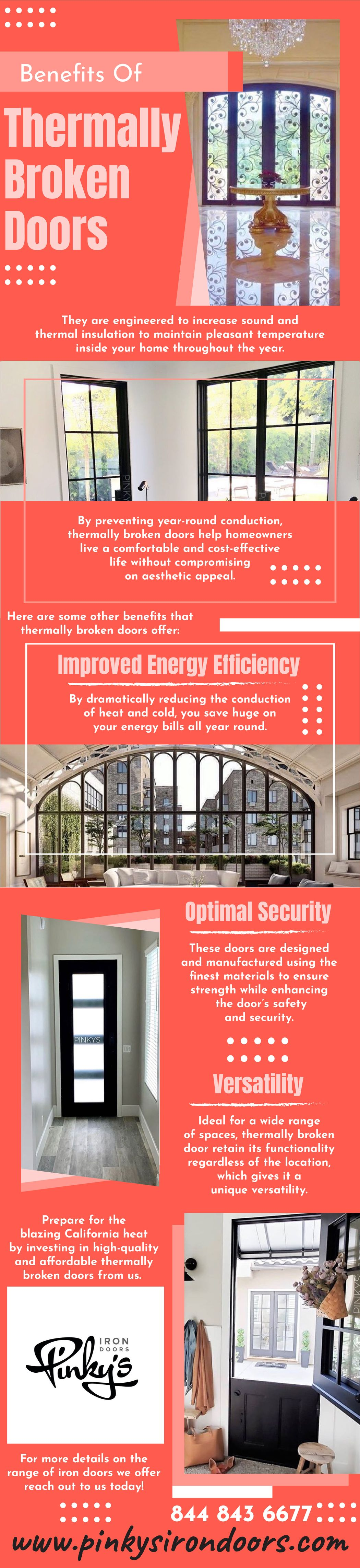 Benefits Of Thermally Broken Doors