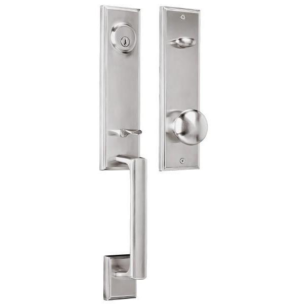 Weslock Elegance - Woodward 1Locks - Pinky's Iron Doors