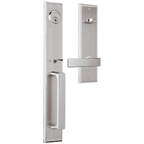 Weslock Elegance - Woodward 2Locks - Pinky's Iron Doors