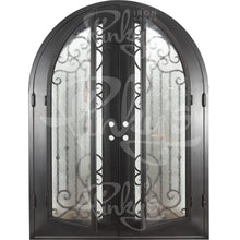 Load image into Gallery viewer, Paris Thermally Broken - Double Full Arch | Special OrderThermally Broken Doors - Pinky's Iron Doors