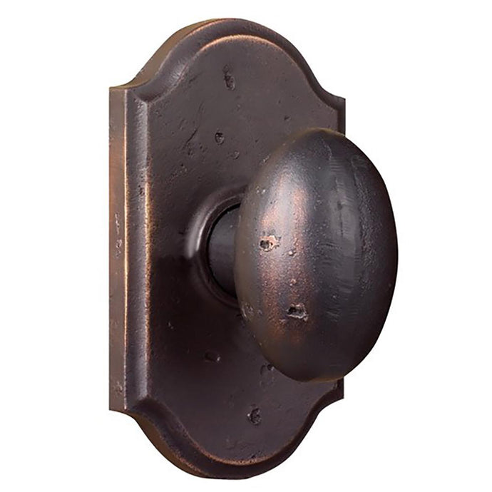 iron door knob from Pinky's Iron Doors