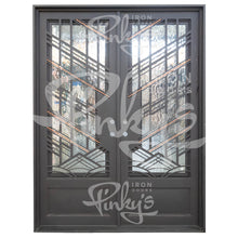 Load image into Gallery viewer, Deco 76 - Double Flat - Pinky's Iron Doors