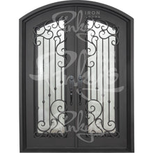 Load image into Gallery viewer, Paris - Double Mini Arch - Pinky's Iron Doors
