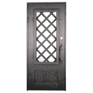 Queensway Wine Cellar w/ Handgrip - Single Flat - No Threshold