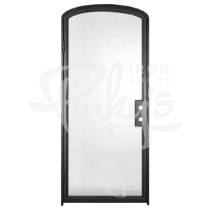 Air Lite Interior - Single Mini Arch - No Threshold - Pinky's Iron Doors
