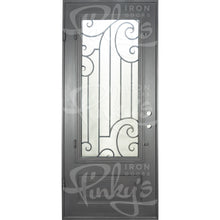 Load image into Gallery viewer, Piano - Single Flat | Special OrderIron Doors - Pinky's Iron Doors