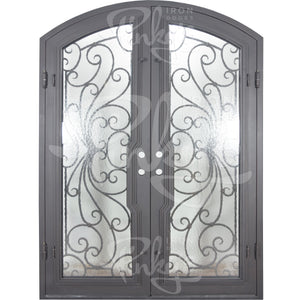 Miracle Thermally Broken - Double Arch | Special Order - Pinky's Iron Doors