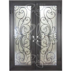 Miracle - Double Flat | Special Order - Pinky's Iron Doors