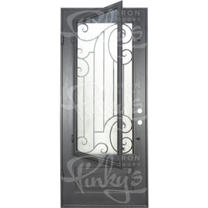 Piano - Single Flat | Special Order - Pinky's Iron Doors