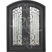 Load image into Gallery viewer, Paris - Double Arch | Special Order - Pinky's Iron Doors