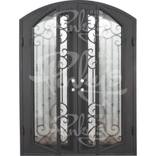 Load image into Gallery viewer, Paris - Double ArchIron Doors - Pinky's Iron Doors