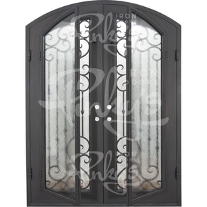 Paris Thermally Broken - Double Arch | Special Order - Pinky's Iron Doors