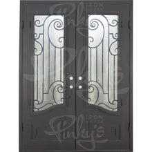 Load image into Gallery viewer, Piano - Double Flat | Special Order - Pinky's Iron Doors