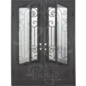 Piano Thermally Broken - Double Flat | Special OrderThermally Broken Doors - Pinky's Iron Doors