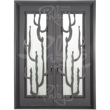 Load image into Gallery viewer, Roadtrip - Double Flat | Special Order - Pinky's Iron Doors