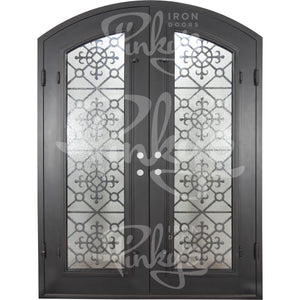 San Francisco Thermally Broken - Double Arch | Special OrderThermally Broken Doors - Pinky's Iron Doors