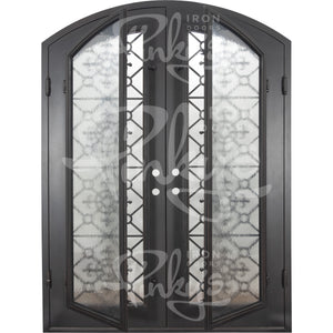 San Francisco - Double Arch | Special Order - Pinky's Iron Doors
