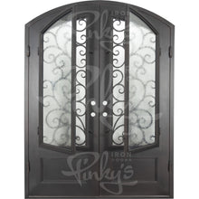 Load image into Gallery viewer, Story - Double Arch | Special Order - Pinky's Iron Doors