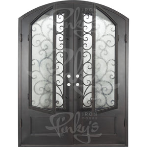 Story - Double Arch - Pinky's Iron Doors
