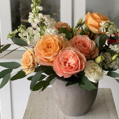 Flower Fever: Floral Arrangement Workshop